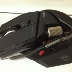 R.A.T 7 Gaming Mouse 横