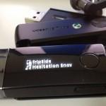 MW1と、microSDのUSBアダプタ