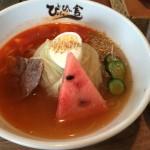 ぴょんぴょん舎冷麺